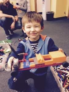Lego Blaise