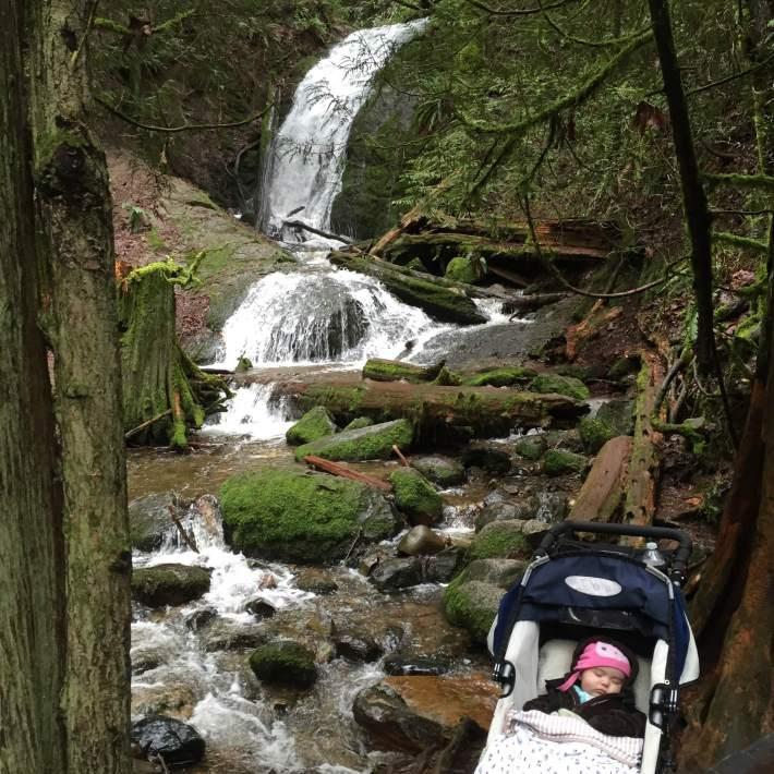 Coal Creek Falls