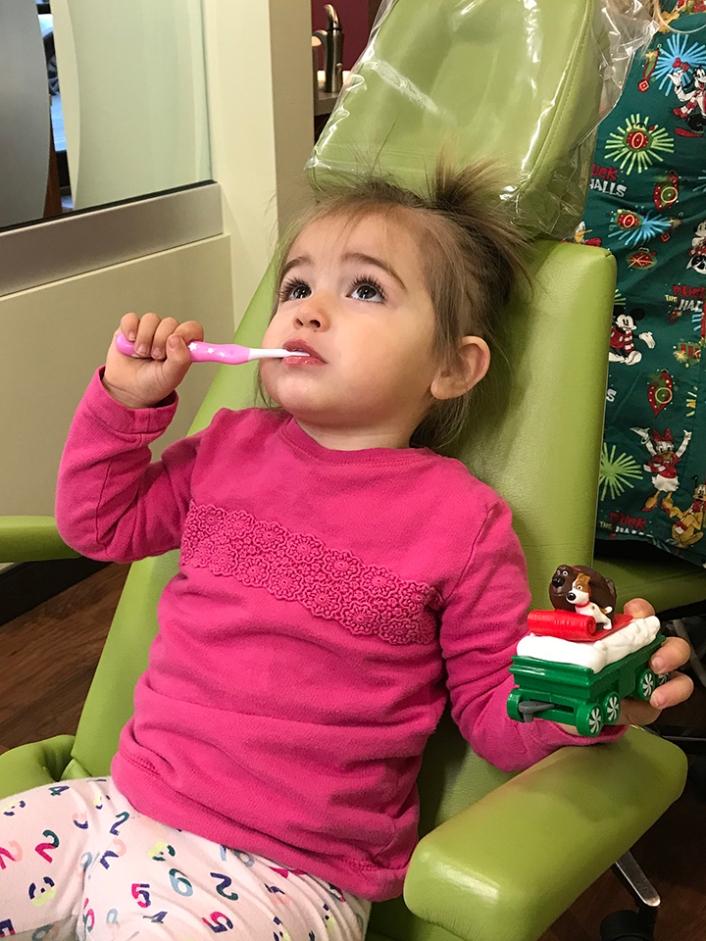 Dentist Baby.