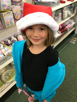 Santa hat Laine.