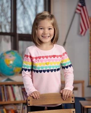 First grade Laine.